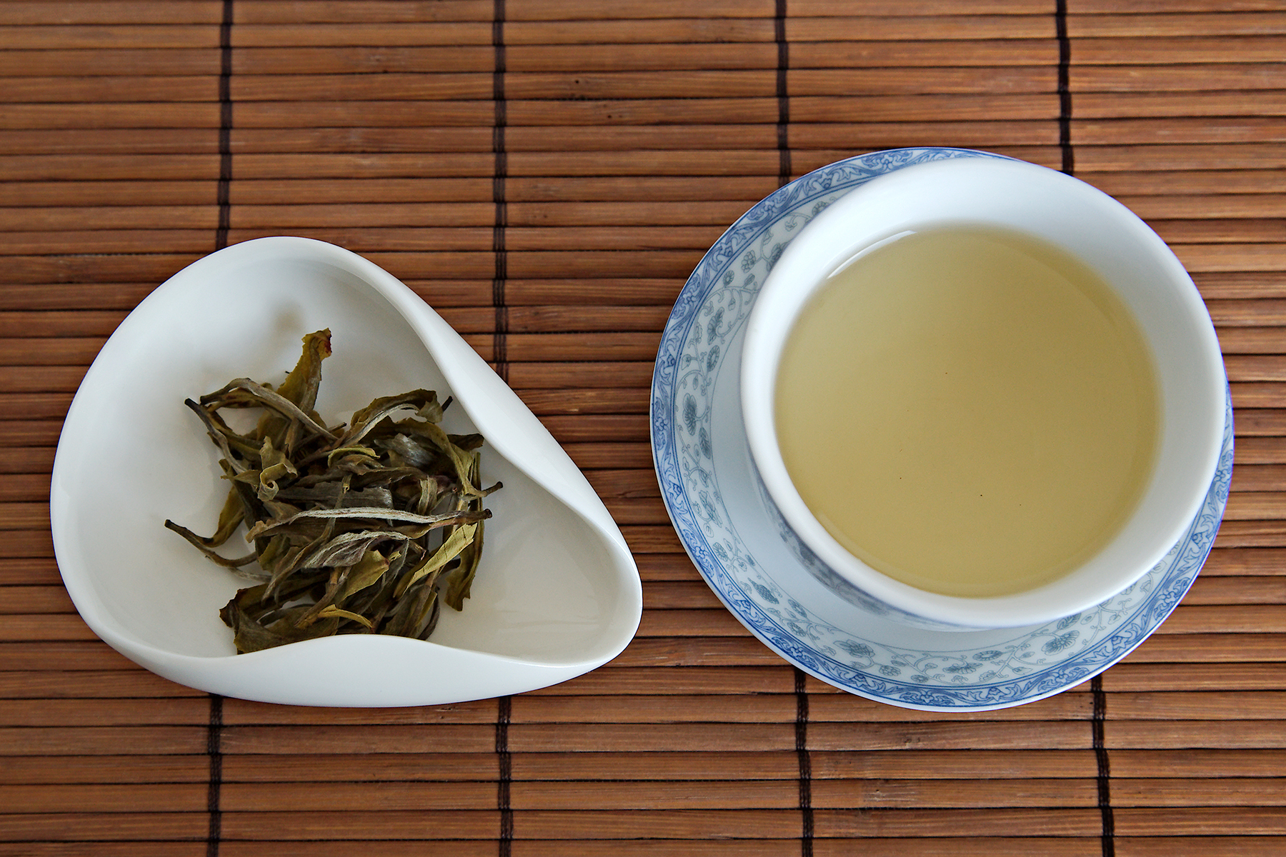 Tea Review: Avaata Supreme Nilgiri Green Tea - Golden Tips