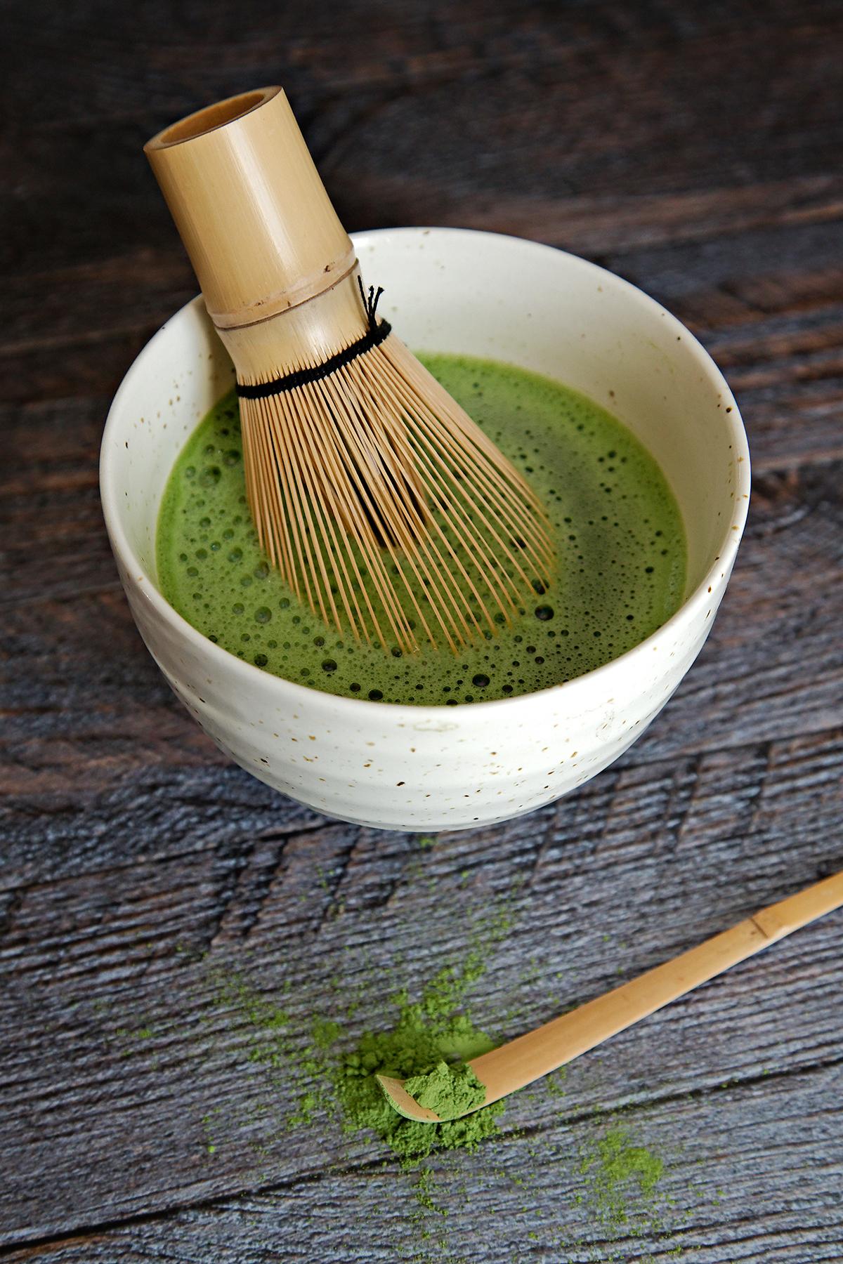 Tea Review: Organic Ceremonial Matcha Gold Class- Midori Spring
