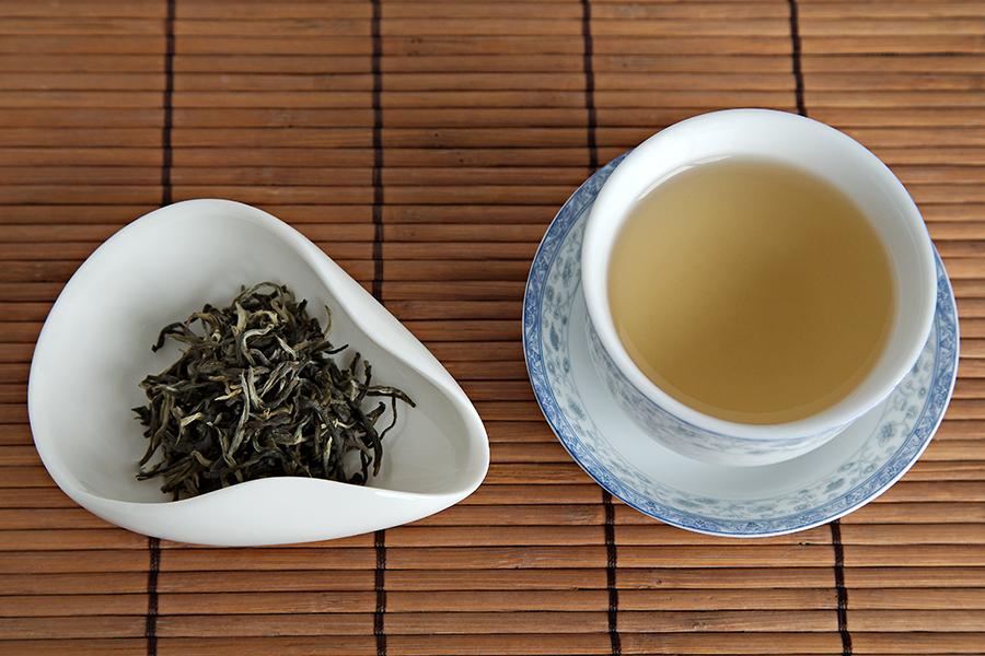 Tea Review: Glendale Green Twirl - Golden Tips