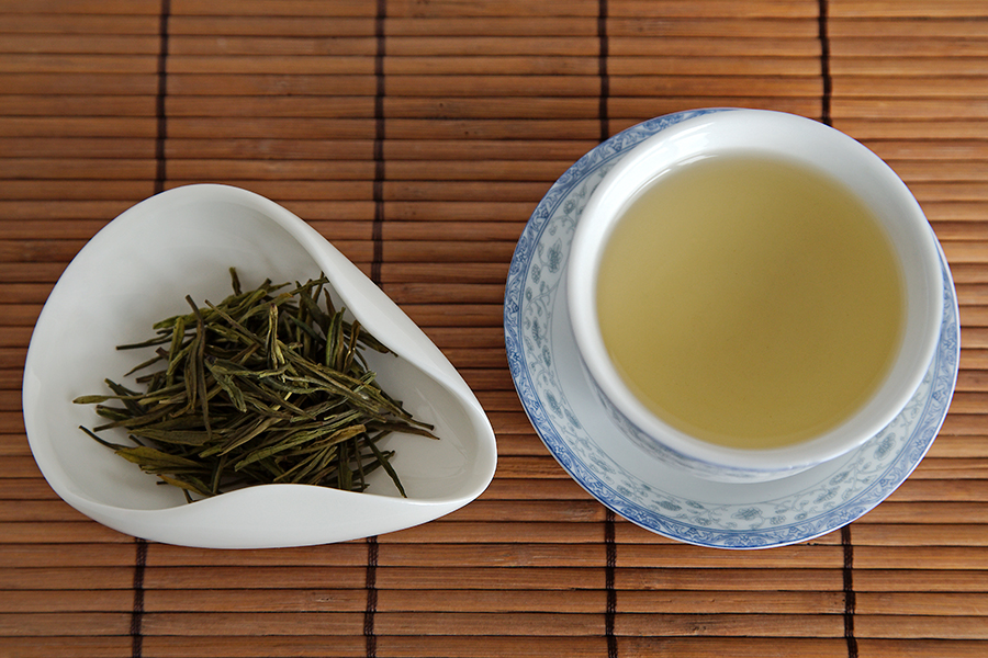 Tea Review: Anji White Tea - Teasenz