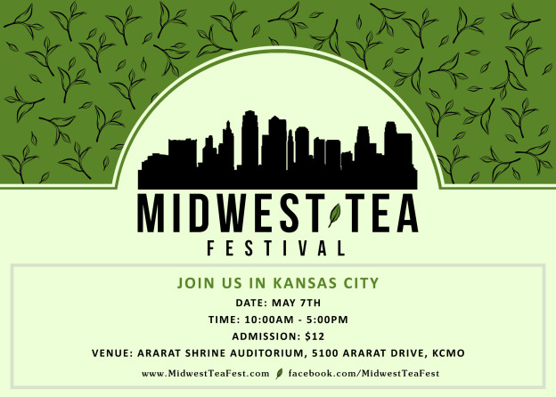 Midwest Tea Festival - May 7th 2016 - Kansas City