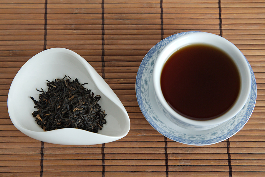Tea Review: Tangerine Blossom Red - Shang Tea
