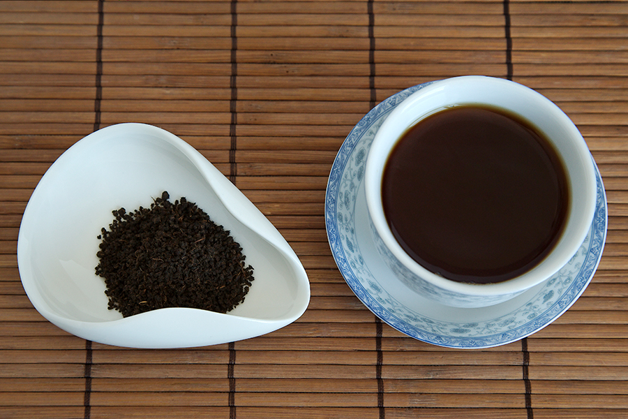 Tea Review: Nucifora Tea Estate Australian Black - Single Origin Teas