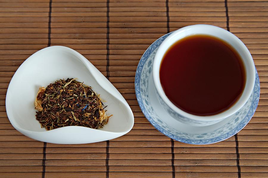 Tea Review: Lemon Souffle - Anna Tea Shop