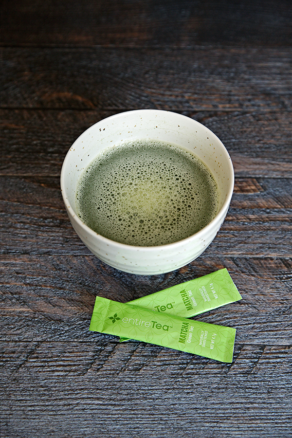 Tea Review: Matcha Green Tea Packets - EntireTea