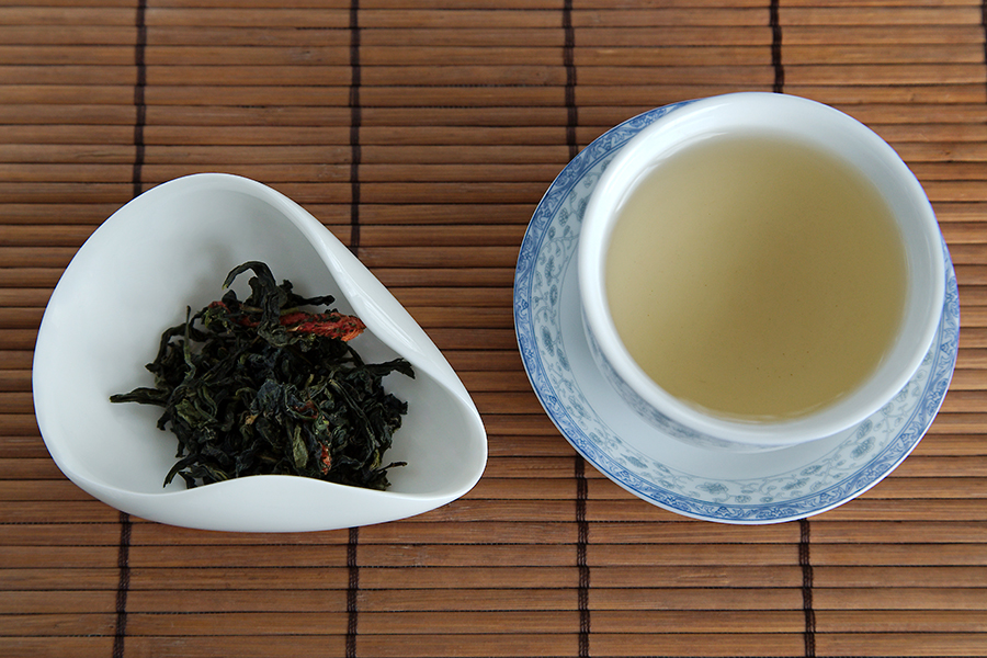Tea Review: Watermelon Baozhong - Liquid Proust
