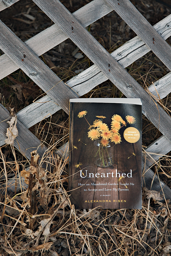 Book Review + Giveaway: Unearthed by Alexandra Risen