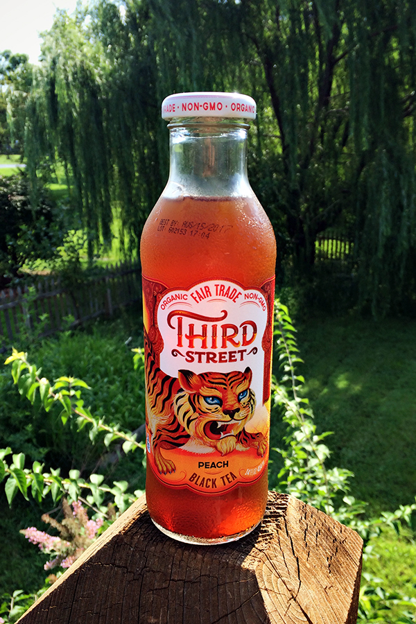 Tea Review: Peach Black Tea - Third Street