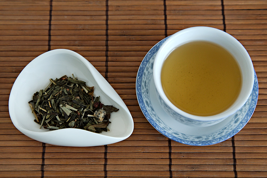 Tea Review: White Pomegranate - Single Origin Teas