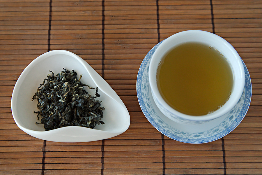 Tuesday Tea: Organic Hawaii Premium Green Tea - Arbor Teas