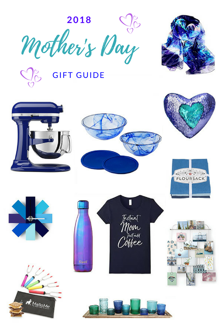 2018 Mother's Day Gift Guide | Not Starving Yet