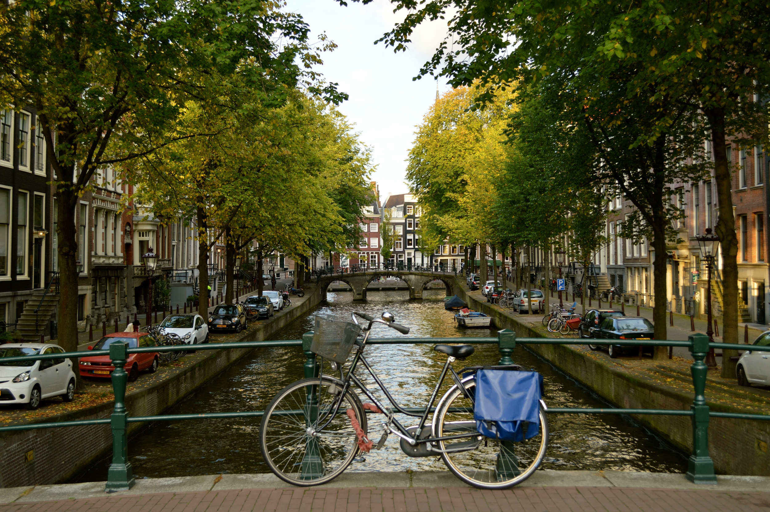 An Amsterdam Afternoon, The Netherlands