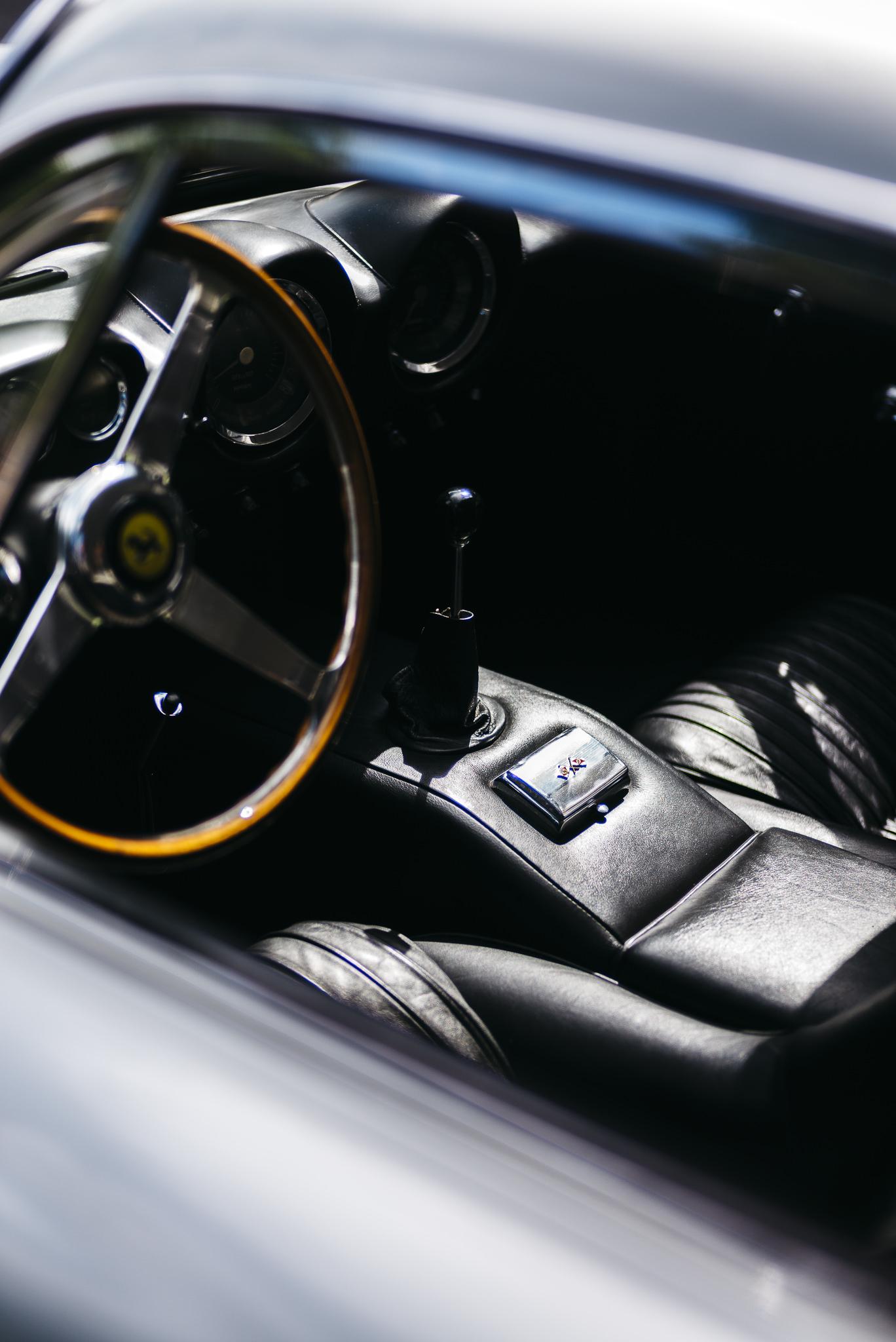 Ferrari 250. Shot with Leica M240 + Voigtlander 50mm F1.5.