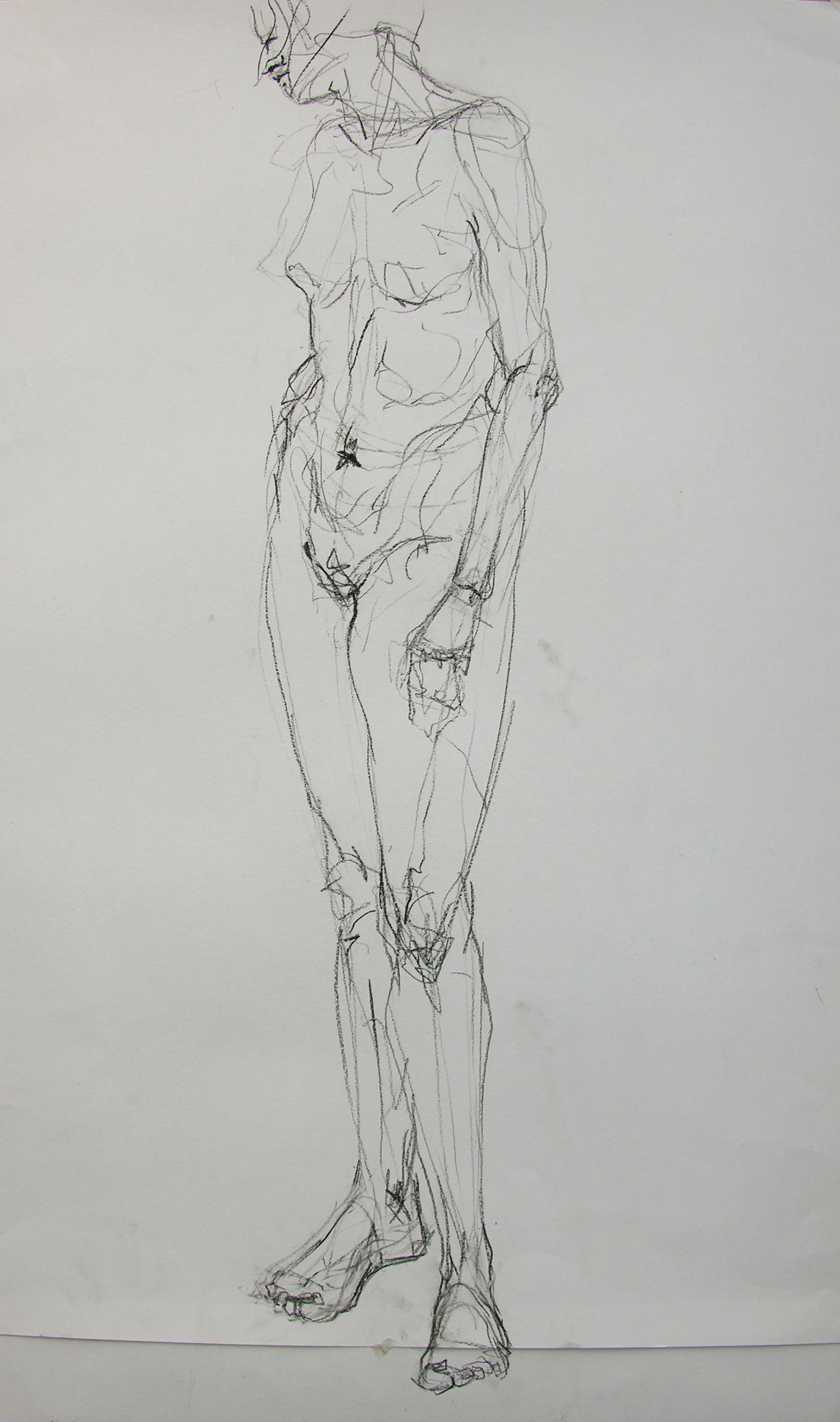 Life Drawing IV