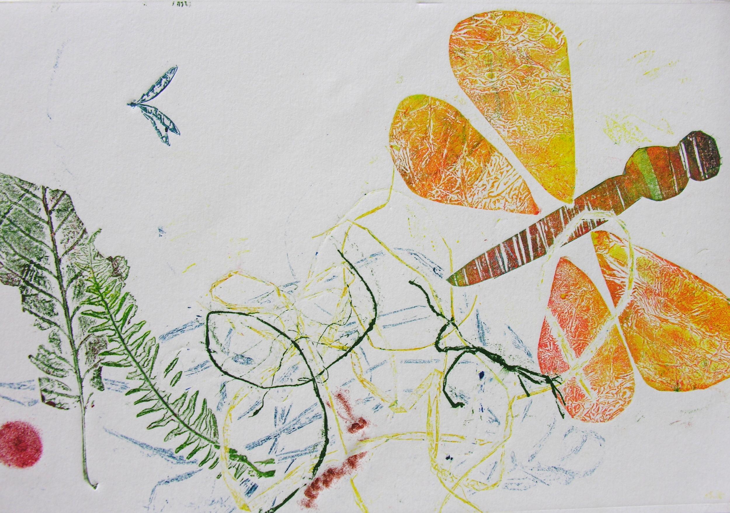 Breath of Fresh Air, Idle Valley, Print