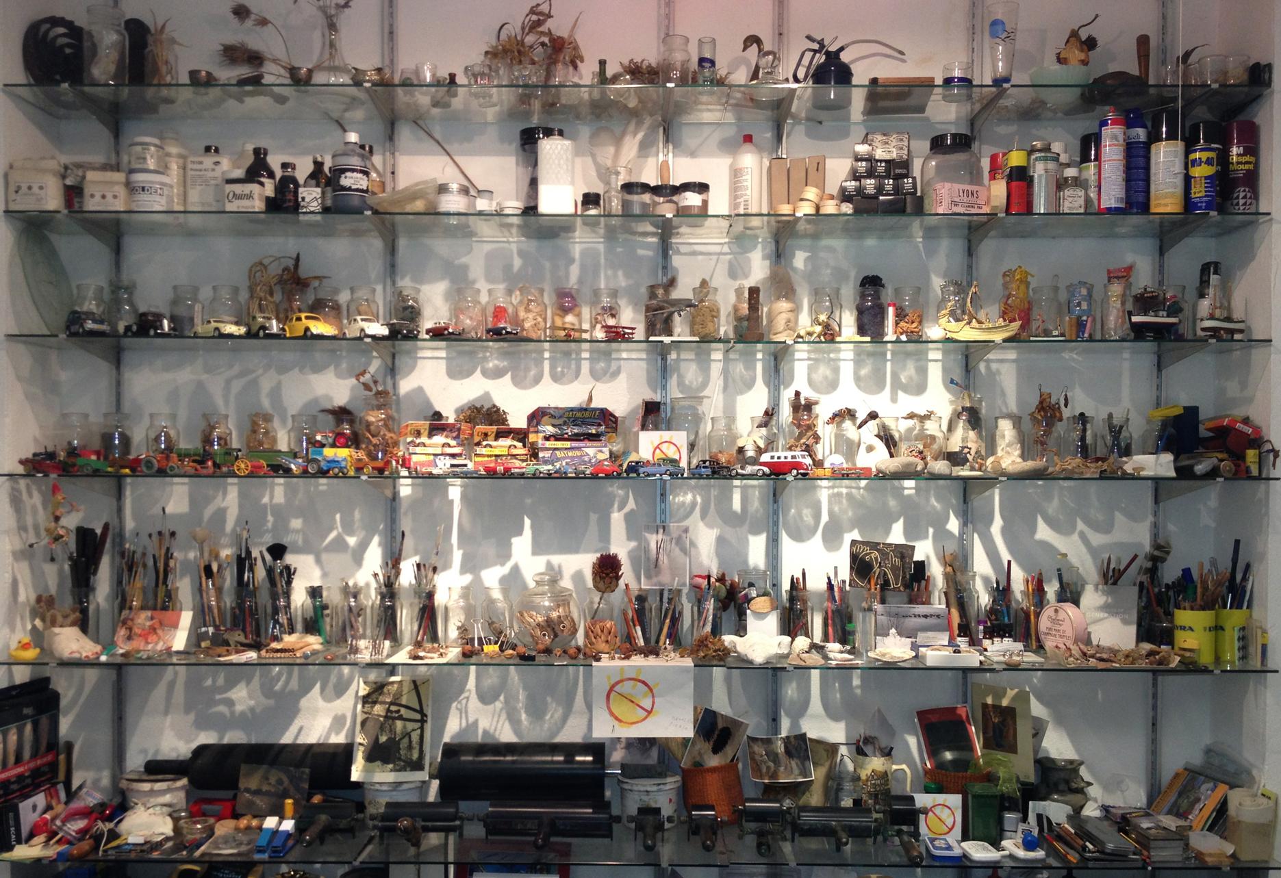 Jamworks: Toys, tools and treasures