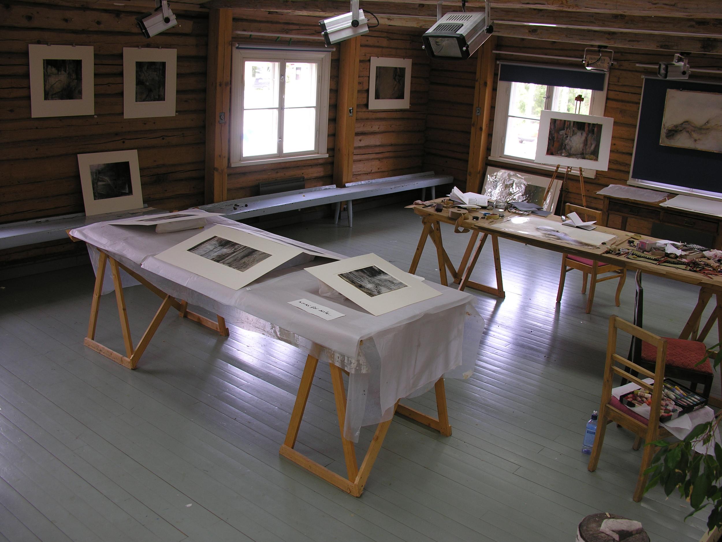 Koli Ryynänen studio
