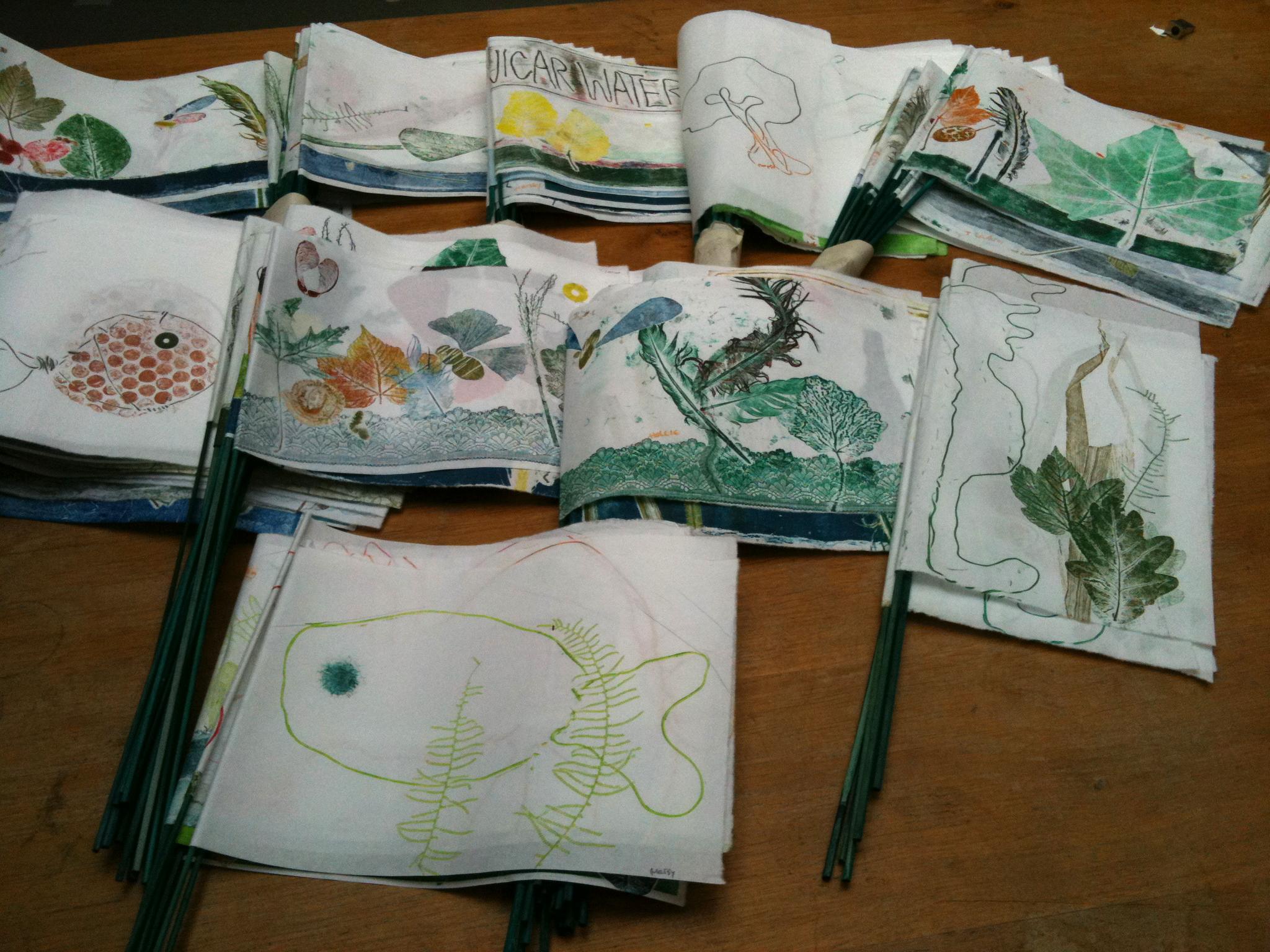 Breath of Fresh Air, Vicar Water, Prints by primary schools
