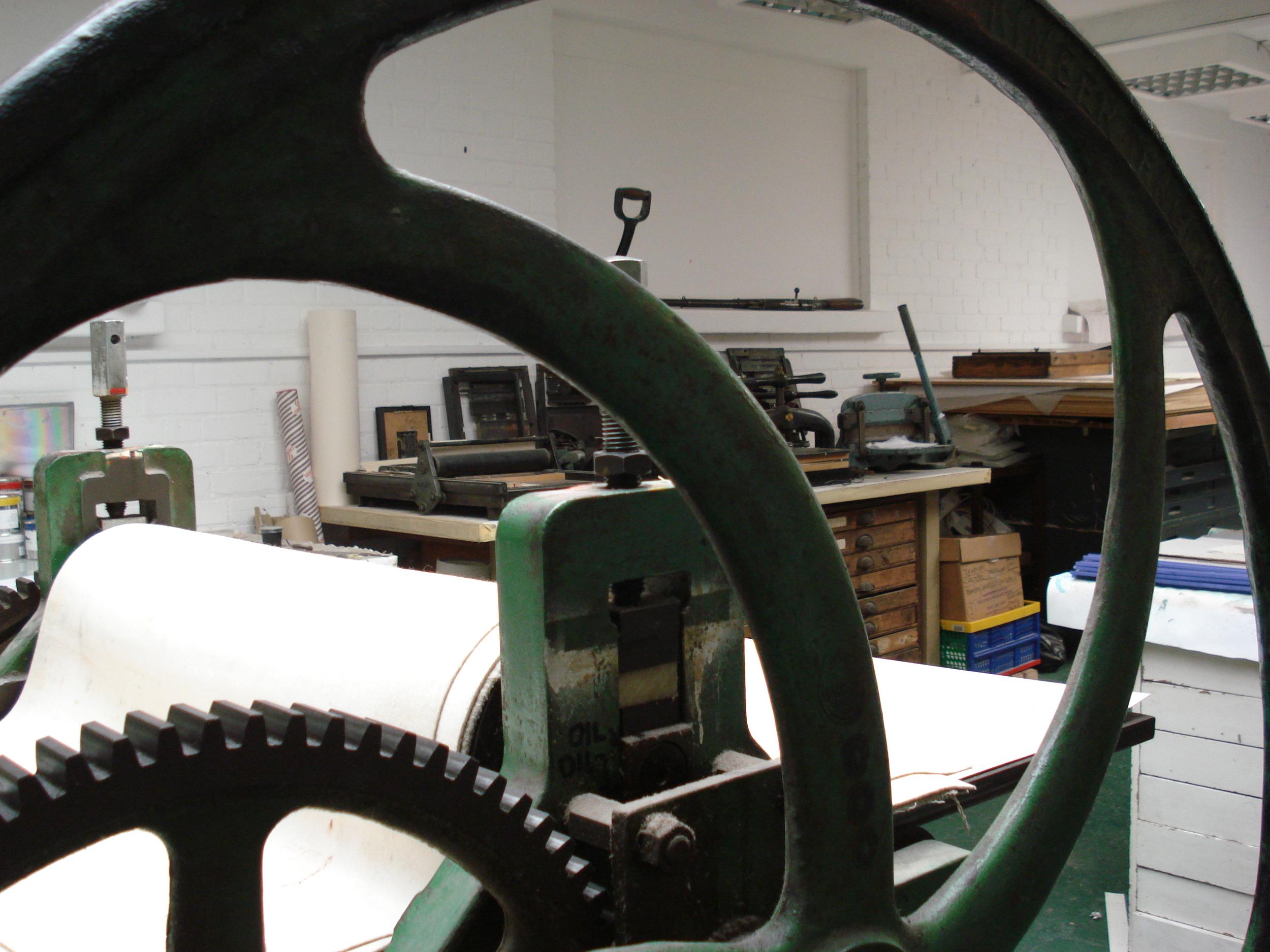 Studio: Printmaking