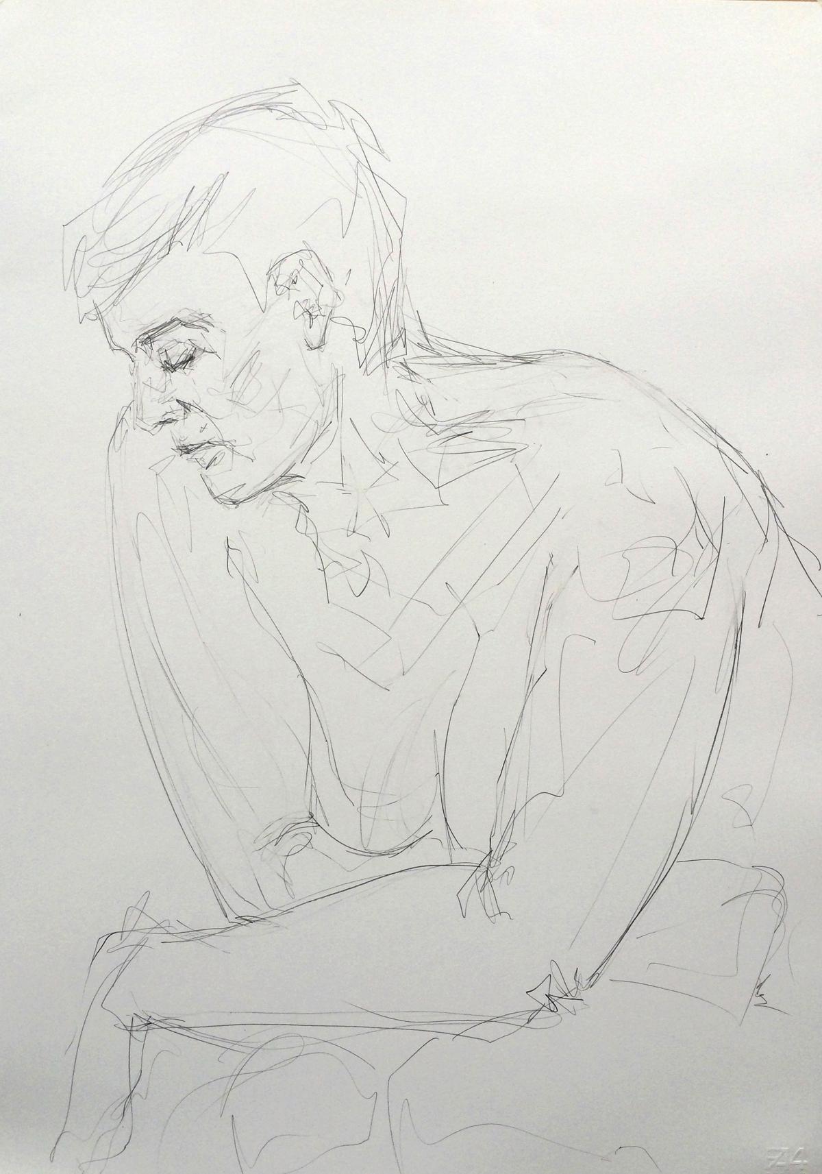 Life Drawing IX