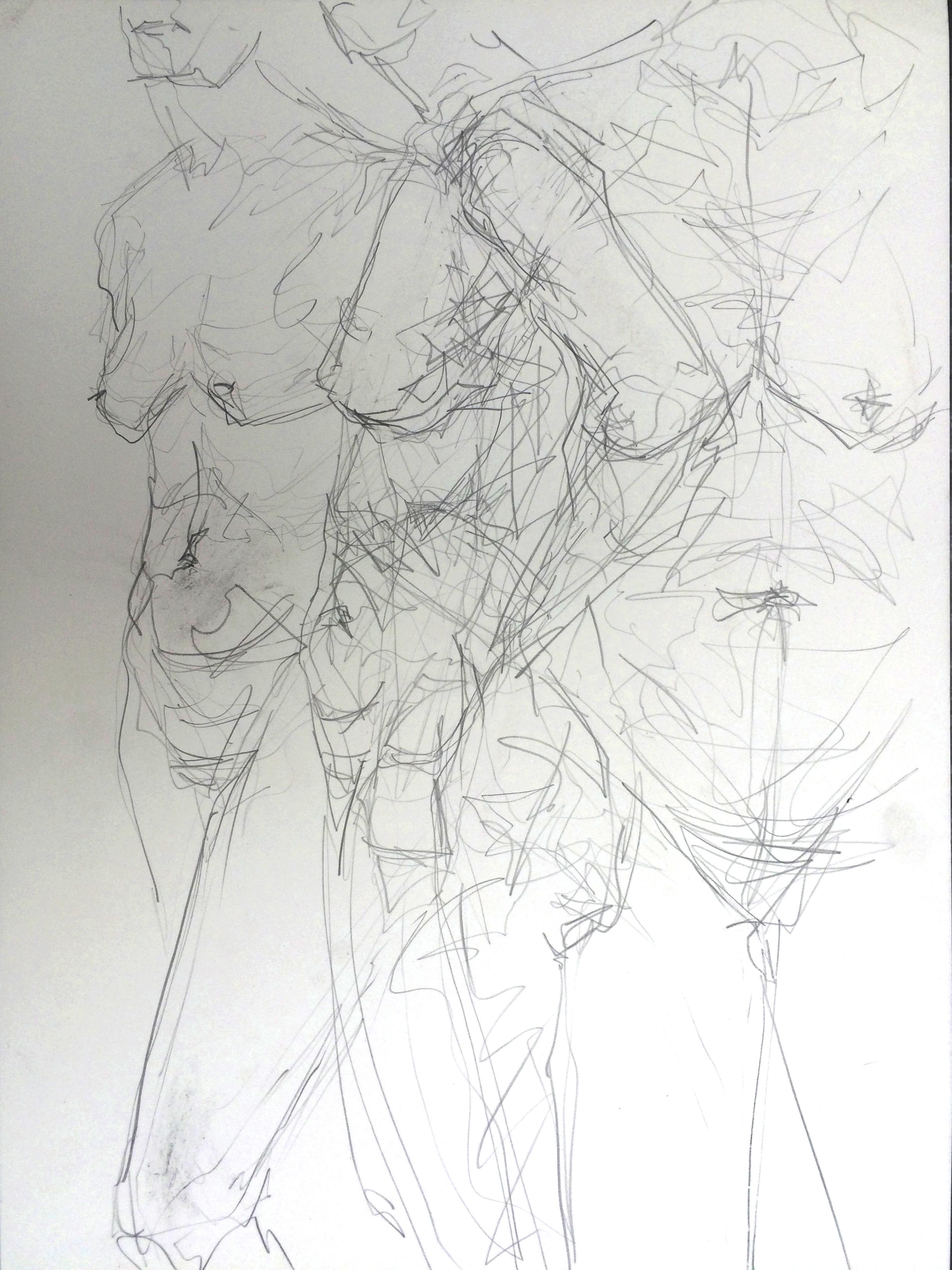 Life Drawing X