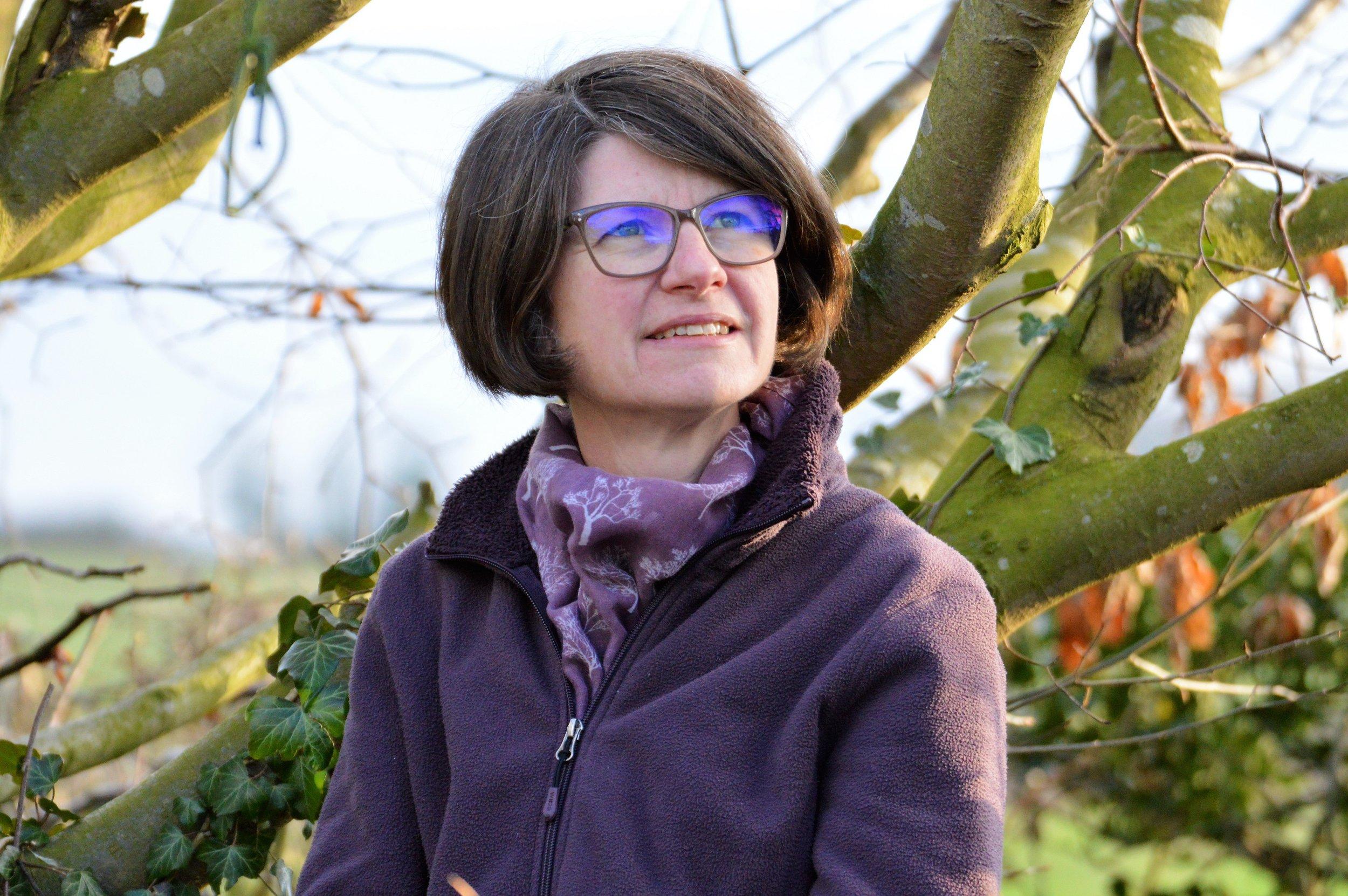 Sarah Spencer, from Melbourne, Derbyshire. Penguin PR public relations, Derby, Nottingham and the Midlands