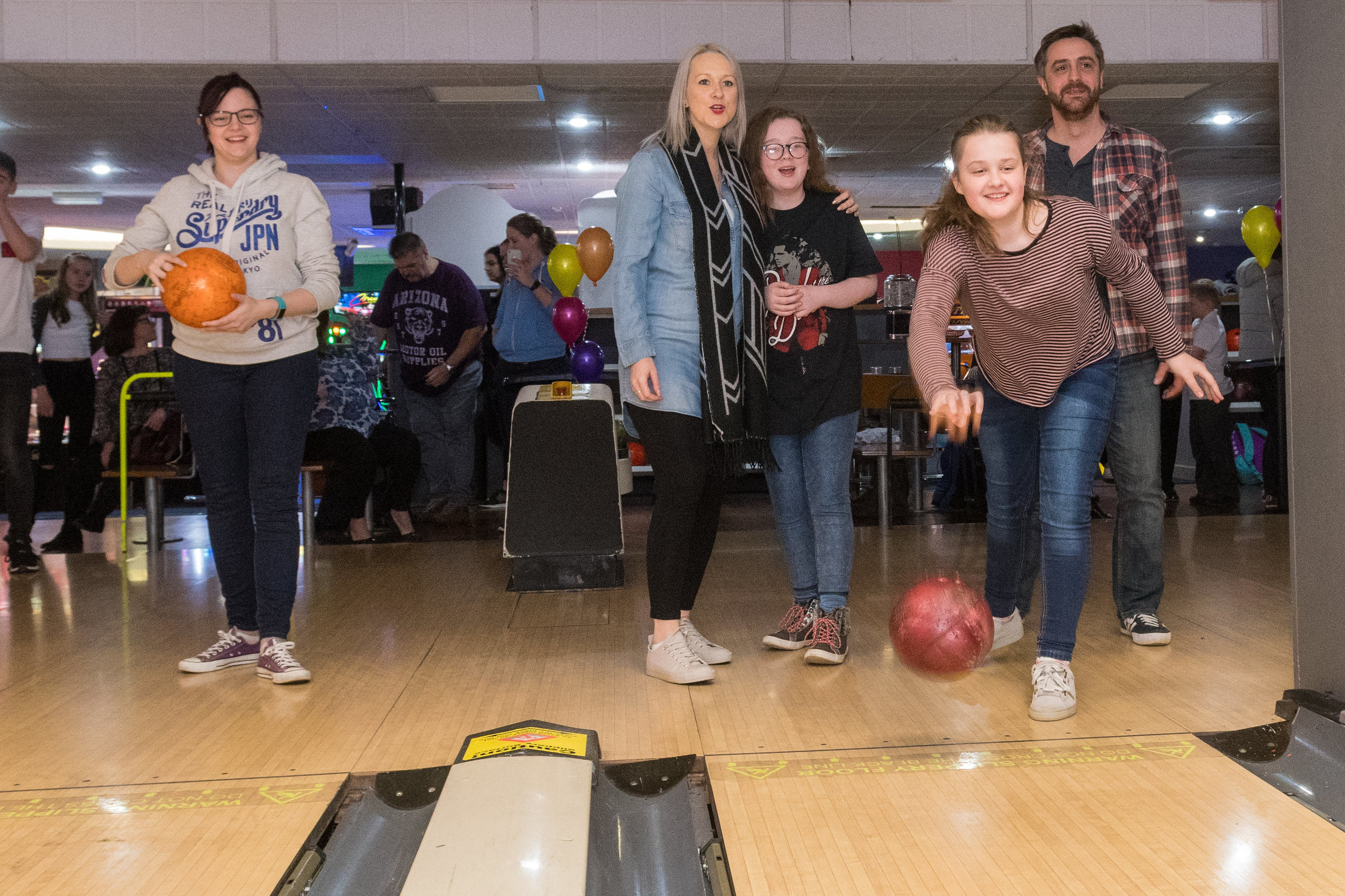 Tenpin Derby are hosting a Family Fun Day in aid of East Midlands-based charity When You Wish Upon A Star. Penguin PR: public relations, media and communications.