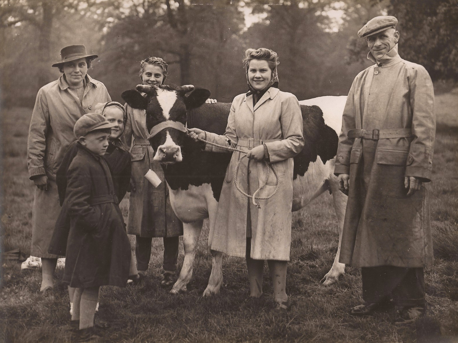 Dorothy Allsop was a teenager when she took part in her first ever Derbyshire County Show. Penguin PR - public relations, press and media.