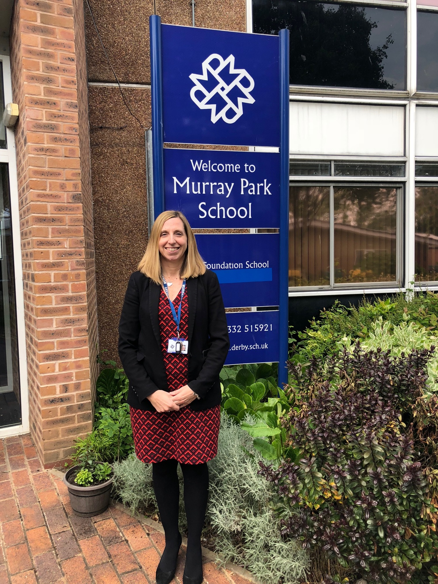 Nicola Caley would like to open a farm at Murray Park School in Derby. Penguin PR: public relations, media and communications