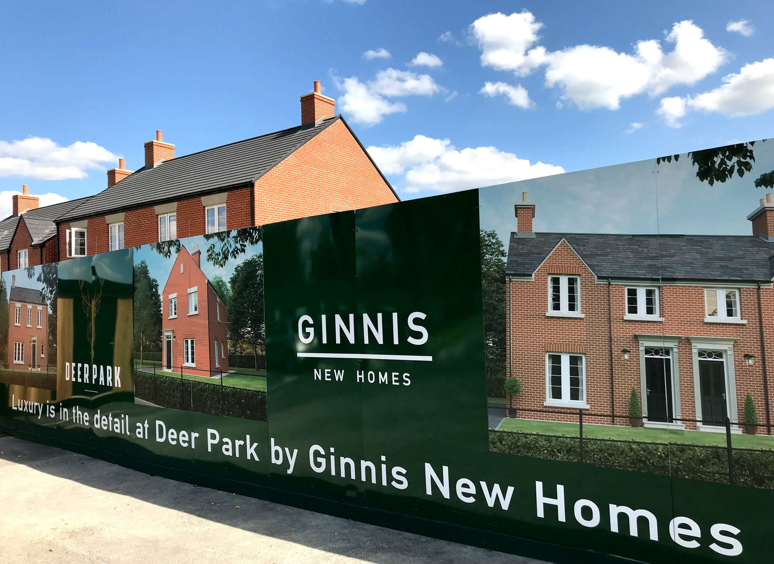 Deer Park is a development of 30 exclusive houses on the edge of Ripley in Derbyshire. Penguin PR: public relations, media and communications