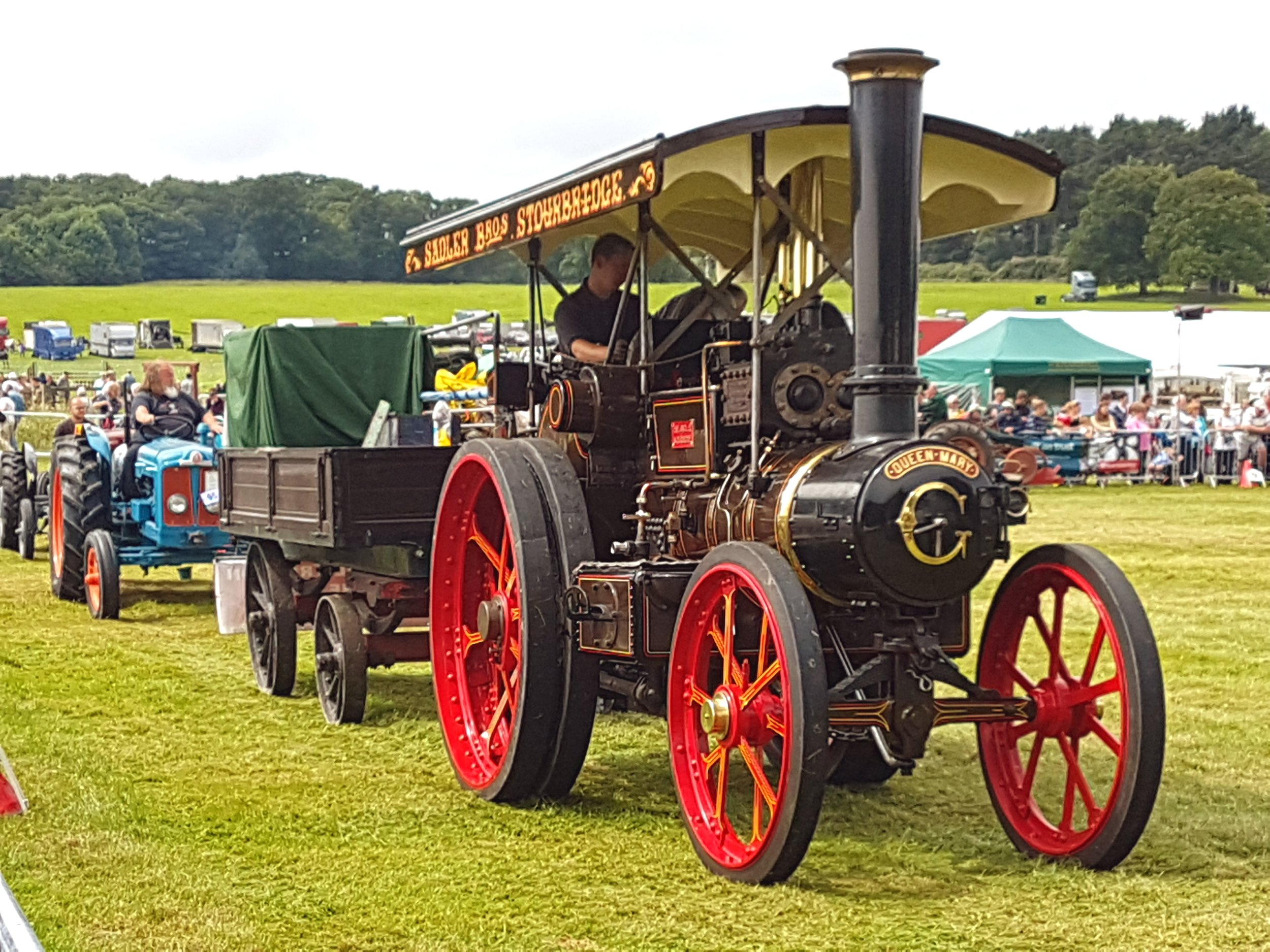 The Derbyshire County Show and Food Fayre is returning to Elvaston Castle on Saturday,  June 23 2019