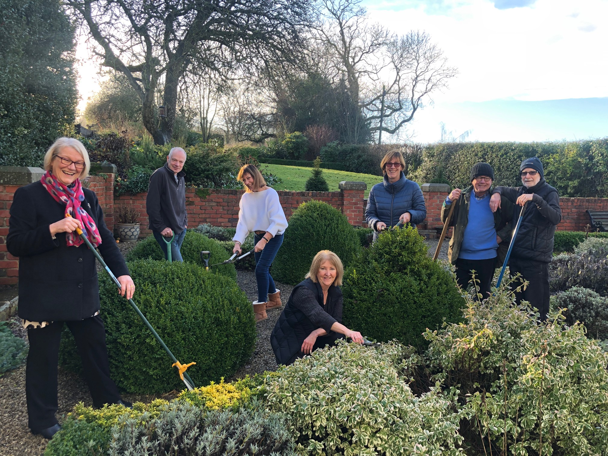The Hogweed Gardening Club, in Hognaston, has received a donation of £240 from Lubrizol, in Derbyshire. Penguin PR: public relations, media and communications