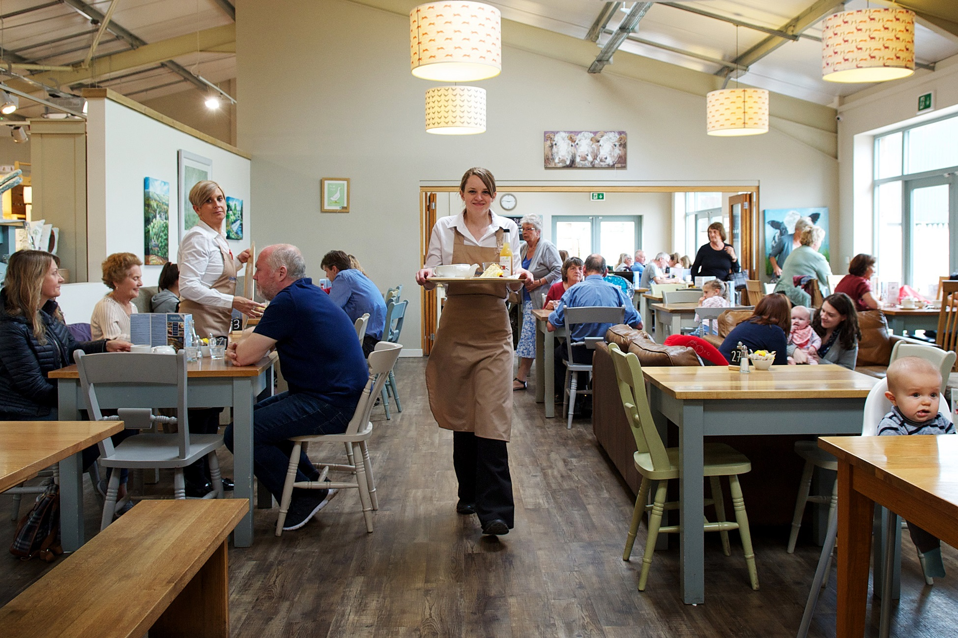 Denstone Hall Farm Shop and Cafe ended 2017 on a high with awards from the Farm Retail Association. Penguin PR: public relations, media and communications