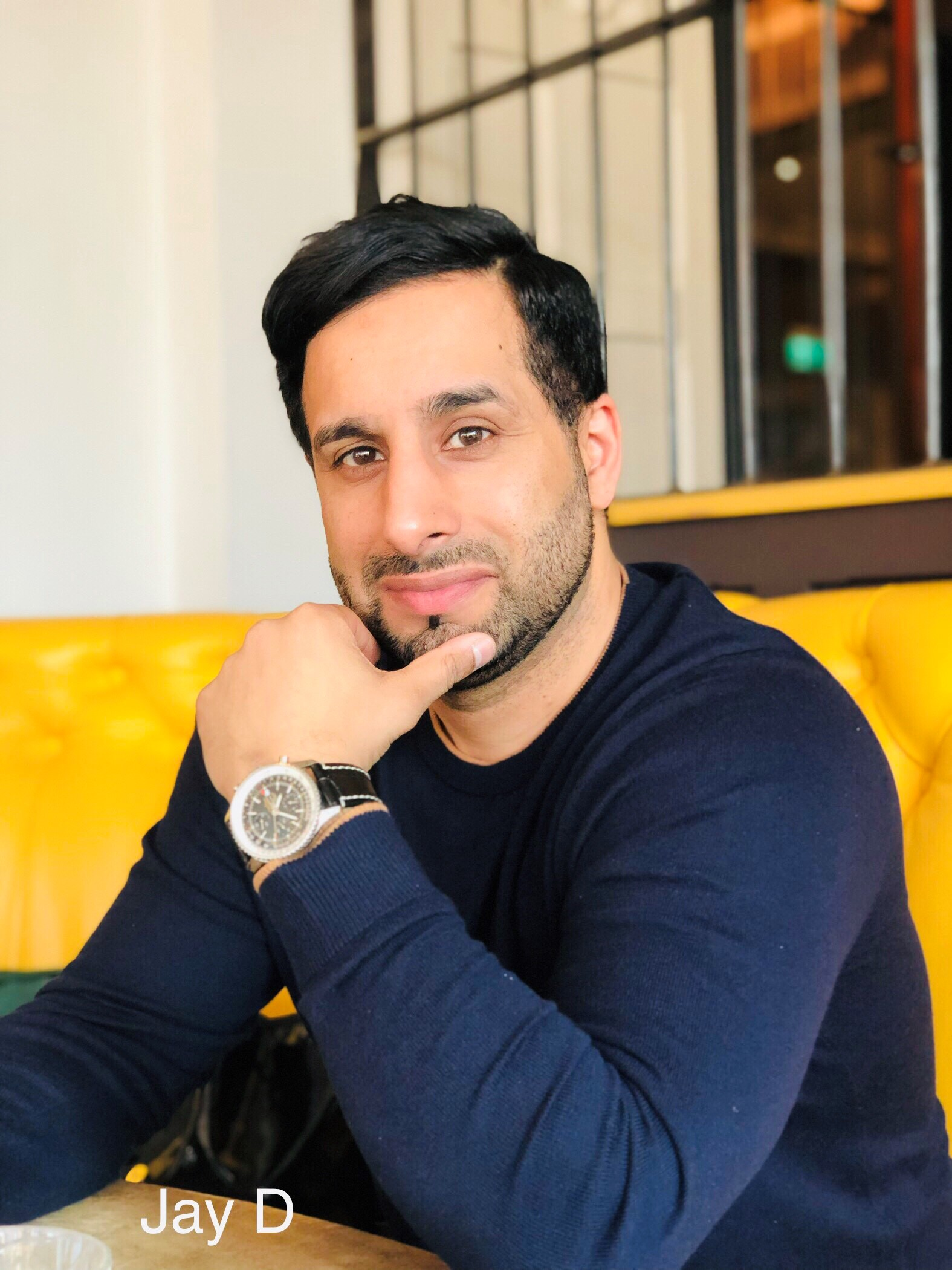 Jay Dhillon is hosting an event at Derby County's Pride Park Stadium in May. Penguin PR: public relations, media and communications.