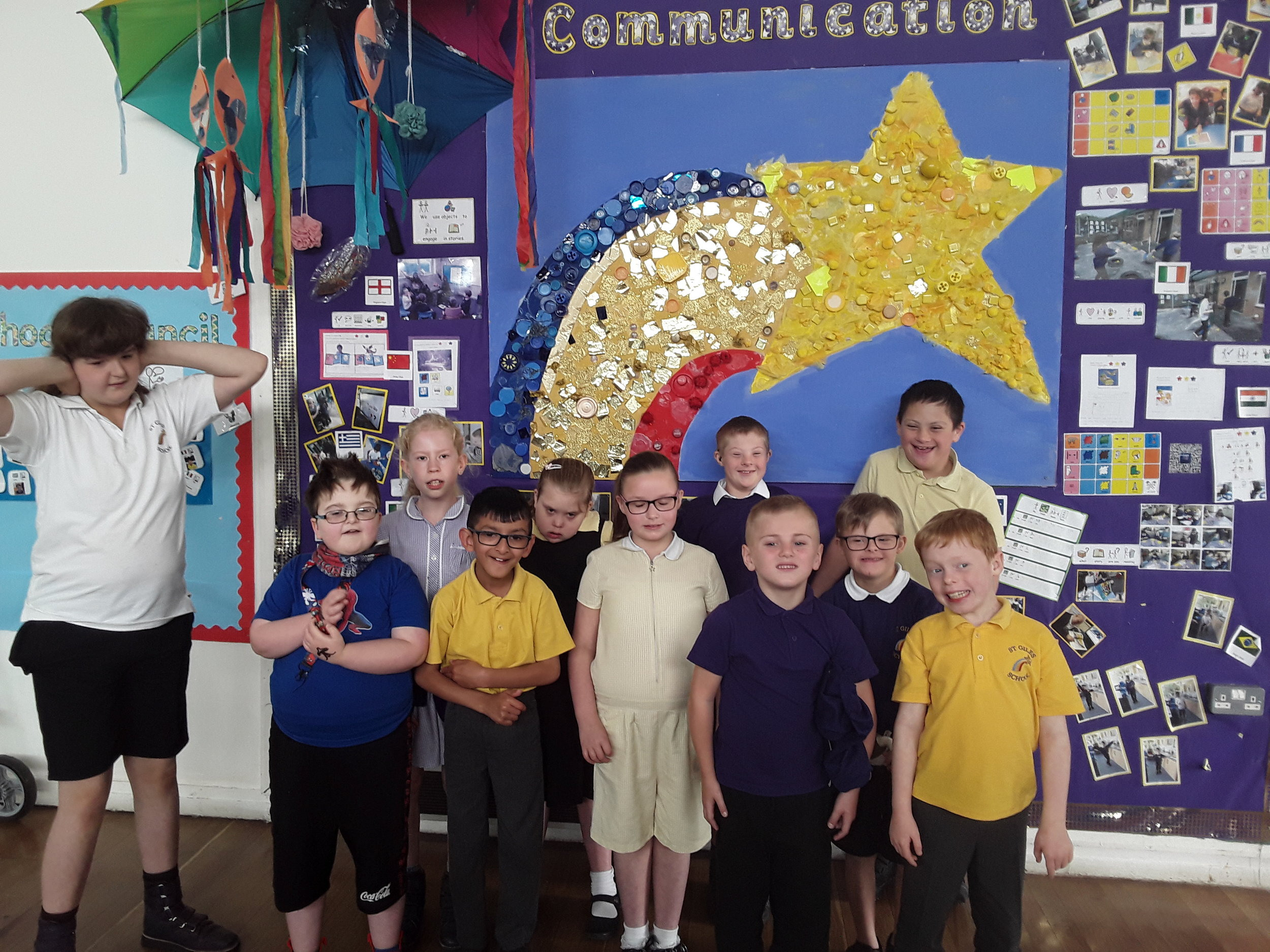 By Royal Appointment...could these youngsters from St Giles School be about to perform for Prince Harry and Meghan Markle? Penguin PR: public relations, media and communications