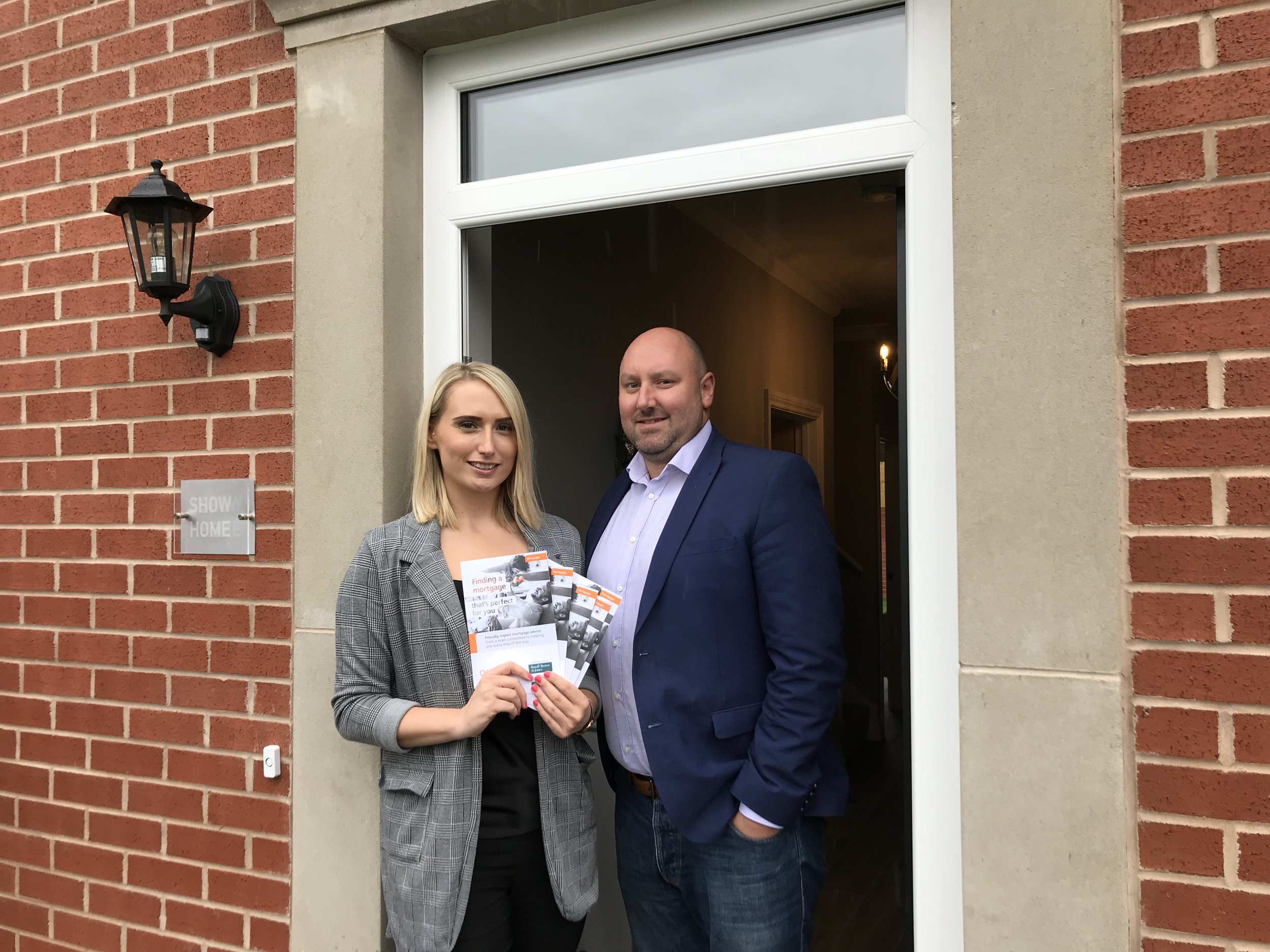 Ginnis New Homes have worked with award-winning financial experts at Oviso to come up with a special package for downsizers. Penguin PR: public relations, media and communications