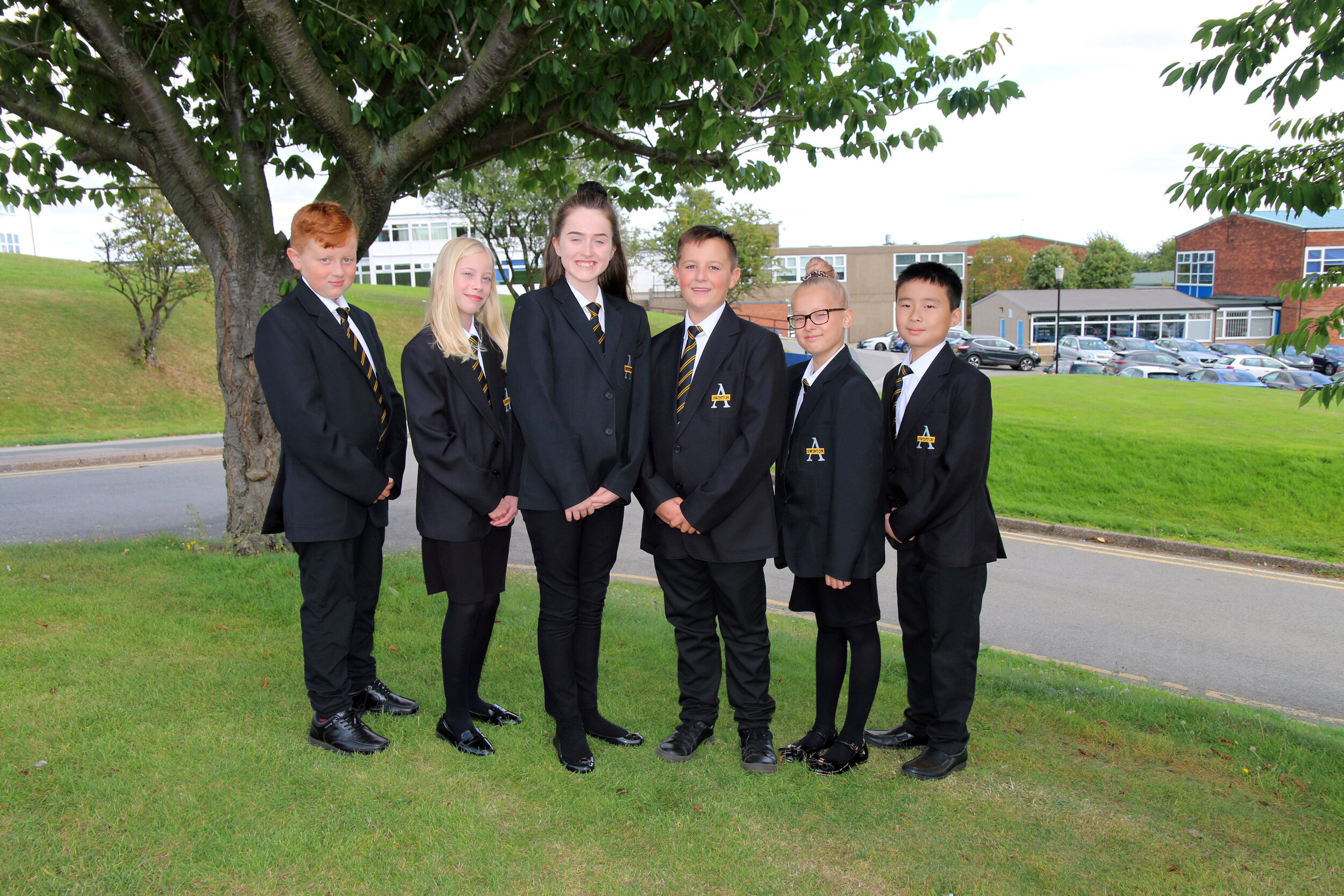 The current Year 7 pupils are settling in well at Swinton Academy. Applications are now open for those due to start secondary school in 2020.
