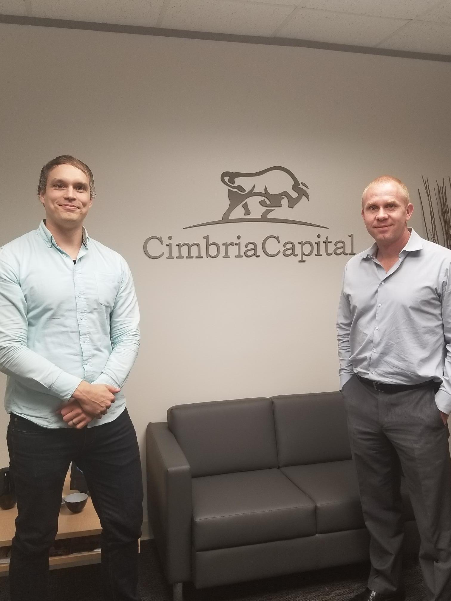 Brian Iversen of Cimbria Capital & Ville