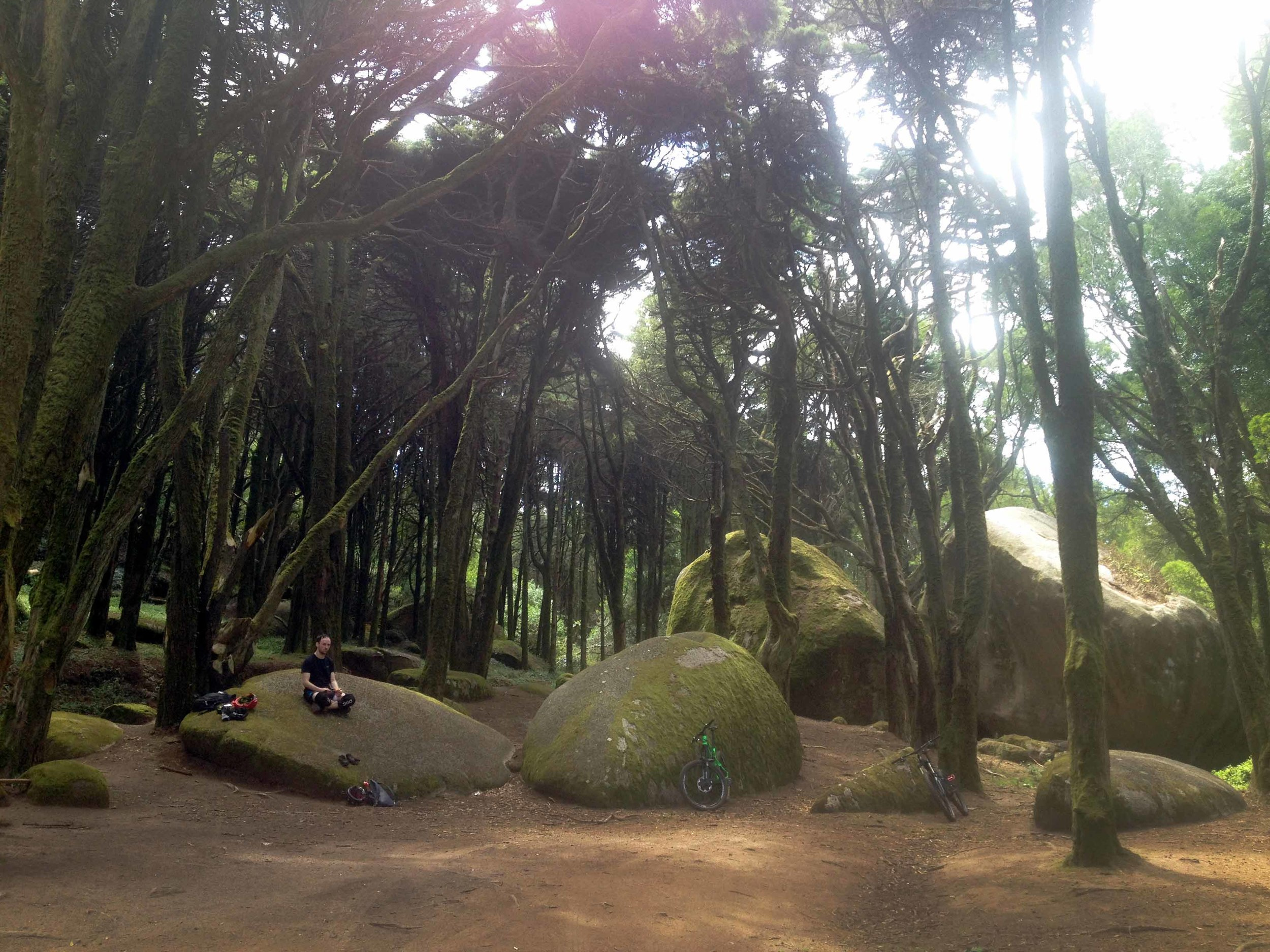 Peninha, magic spot for a break