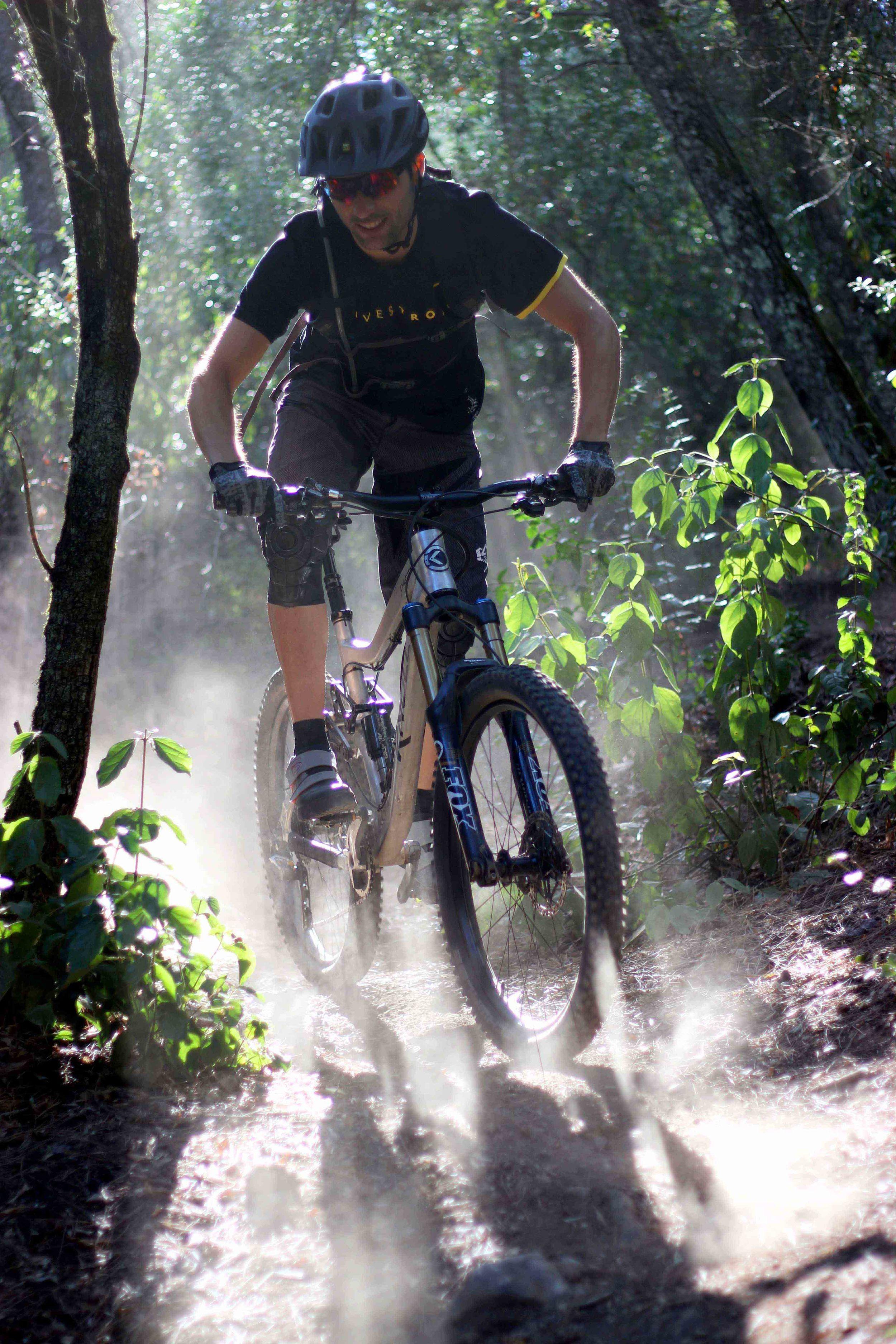 dusty cornering by Renato