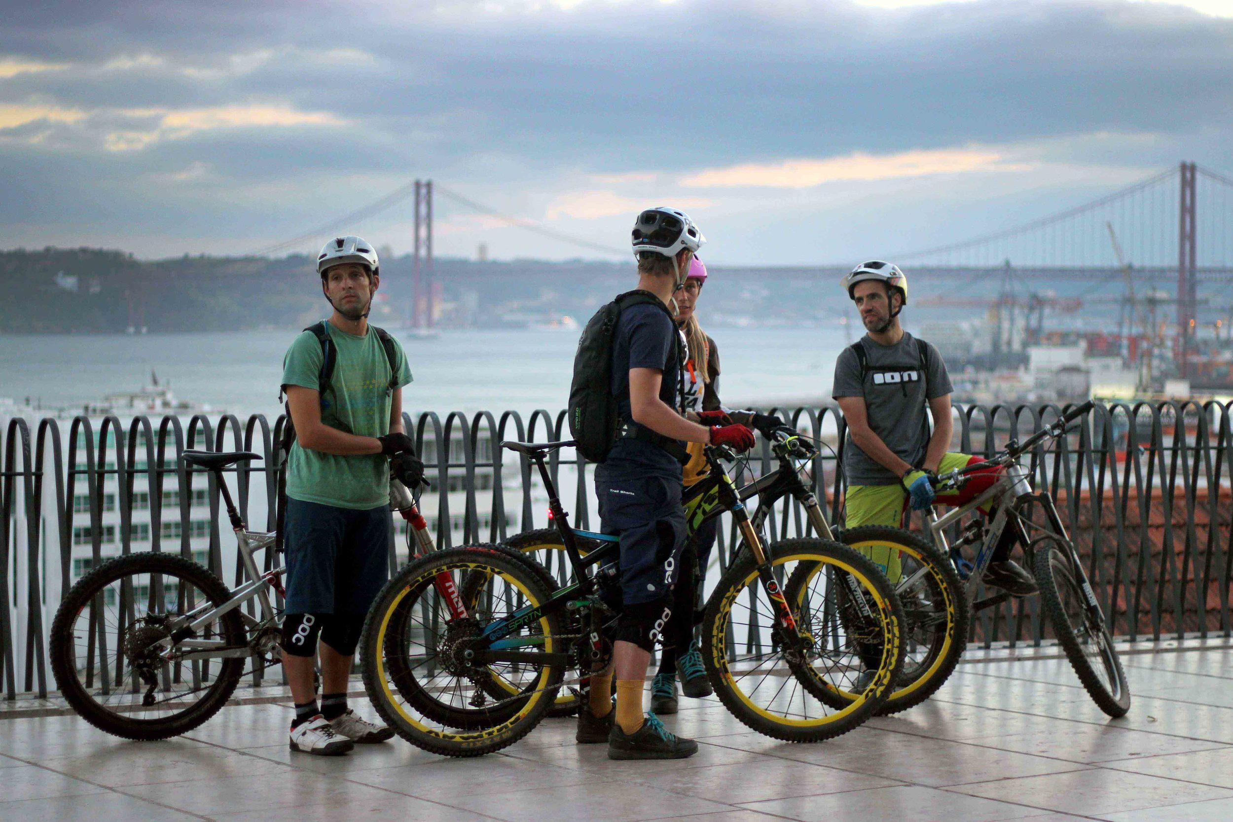 Tagus rives makes Lisbon a unique cosmopolitan city