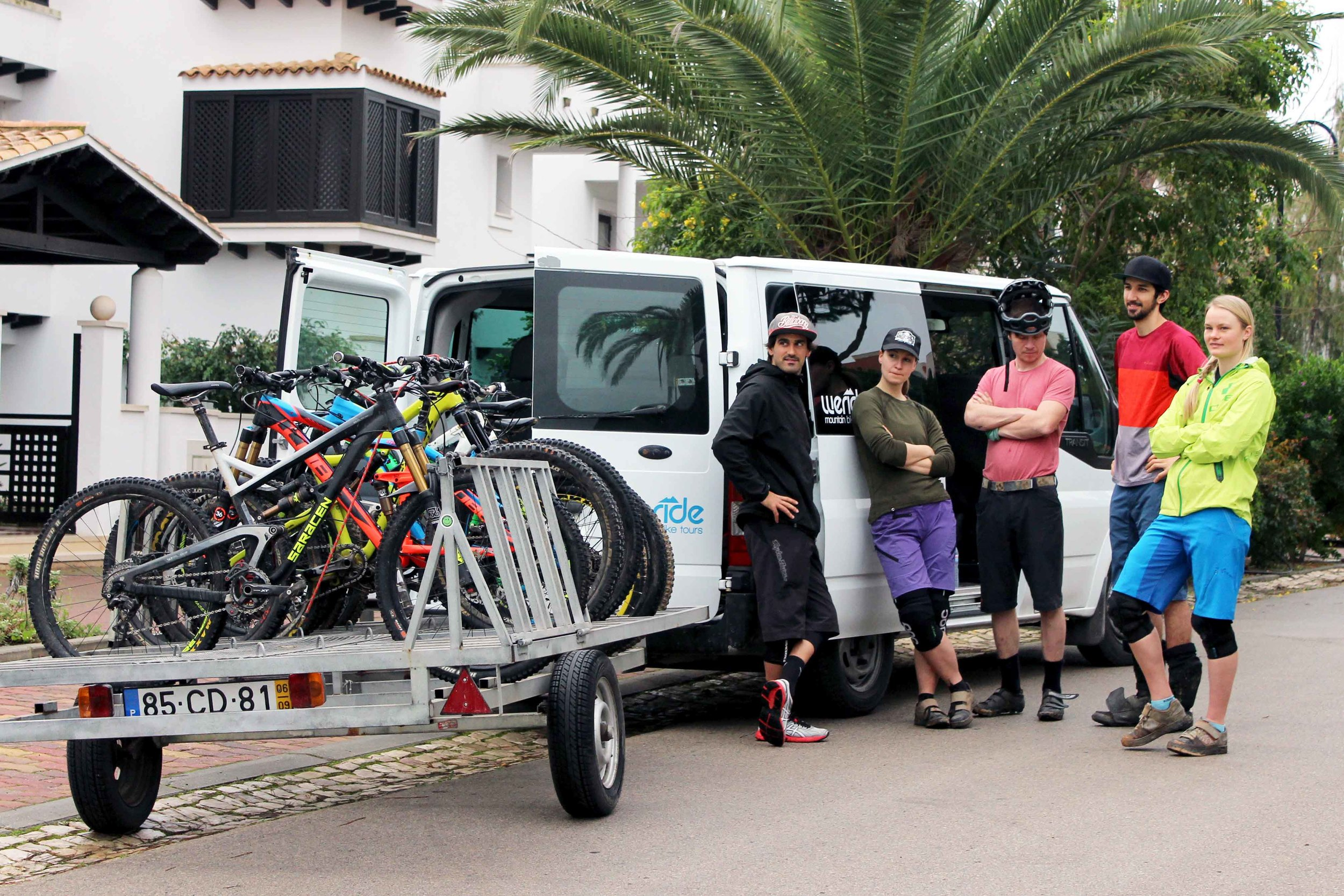 """""""FUN TRAILS WITH GREAT VARIETY. SUPERB GUIDING. AMAZING PEOPLE WITH LOTS OF HUMOR. TOP SERVICE. PERFECT HOLIDAY!"""" Ida Håkonsson"""