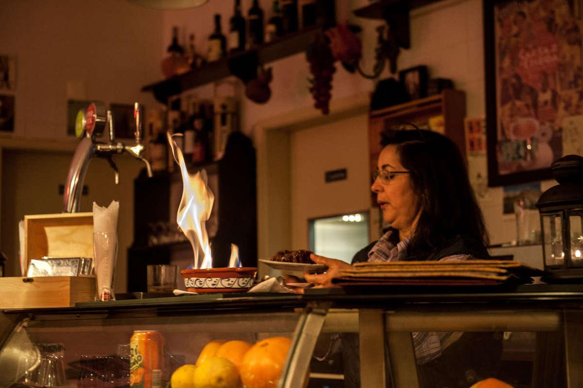 Fado-Abend in Lissabons Innenstadt