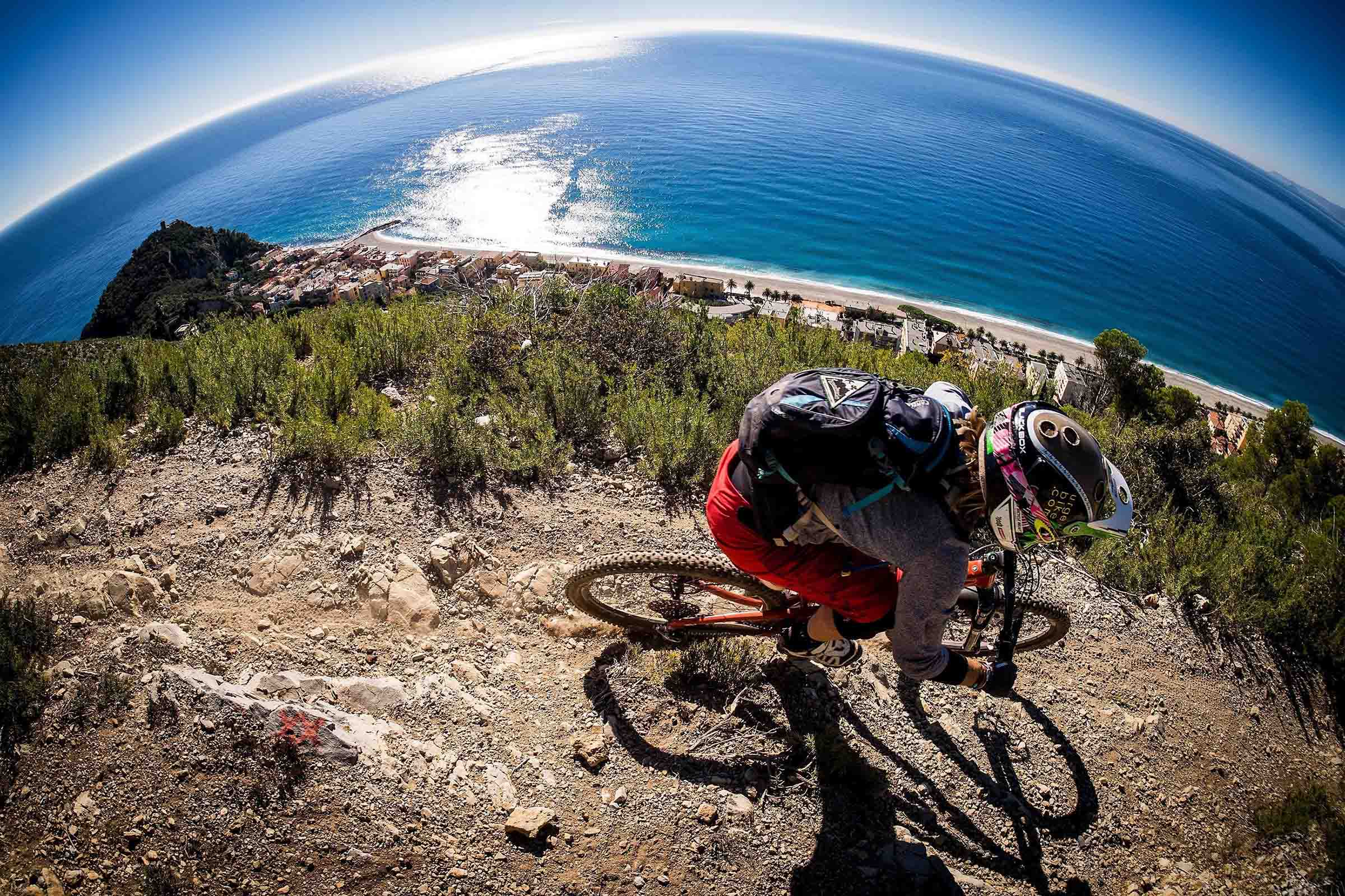 Enduro World Series, Finale Ligure  © SVEN MARTIN/RED BULL CONTENT POOL