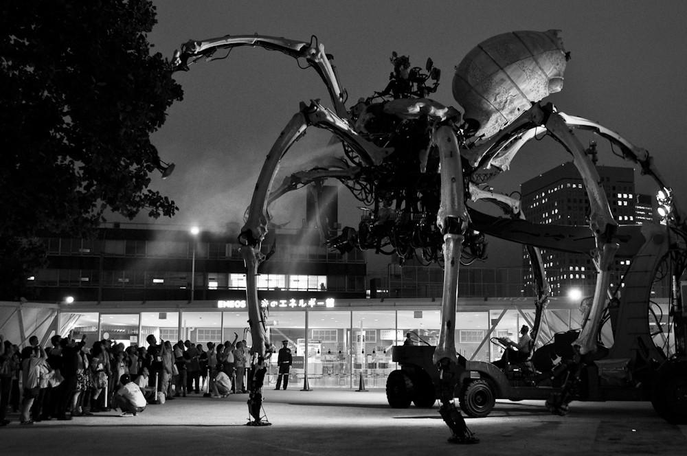 """Monster Attacks Yokohama"" by @ameotoko via Flickr"