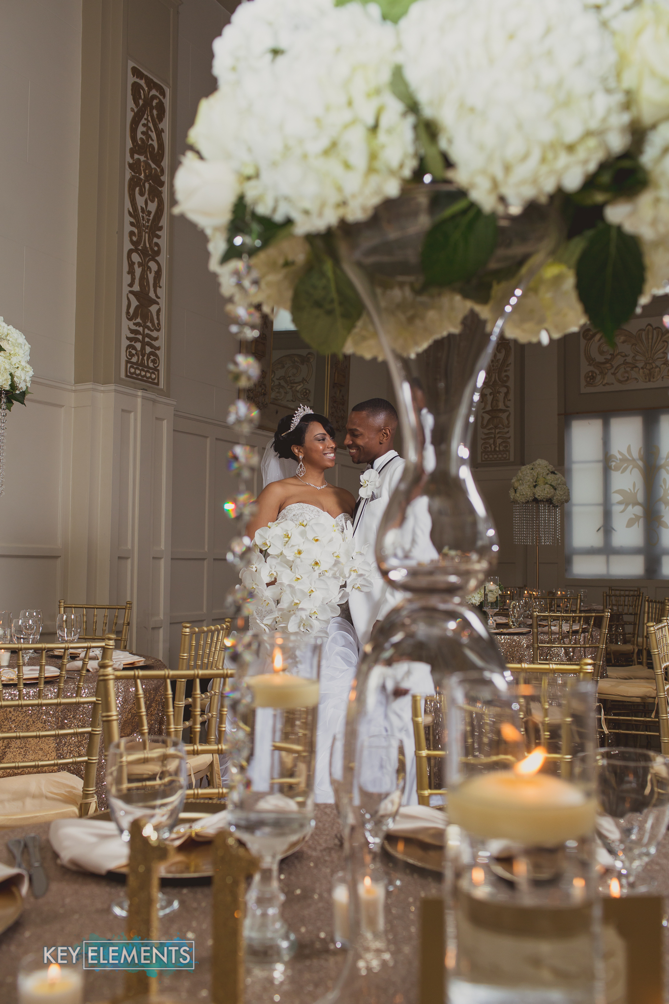 Flowers and decor by Petals Studio!