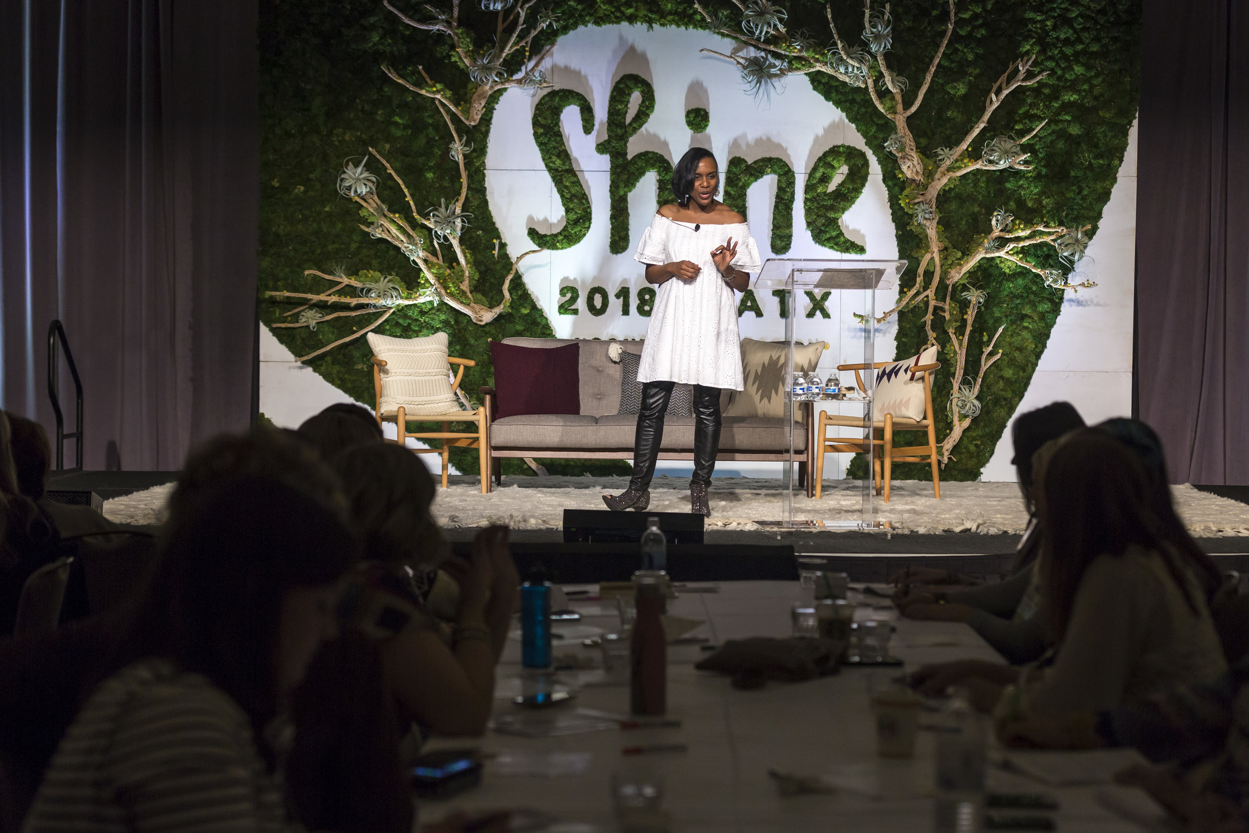 SHINE Conference... 400+ Leaders in Austin, TX