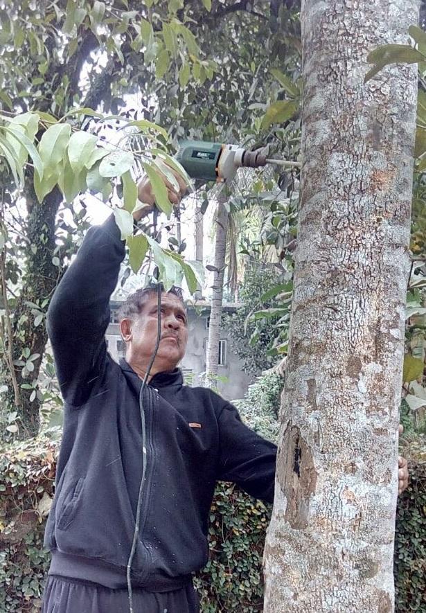 Mr Tajul Bakshi - Founder and CEO Assam Aromas