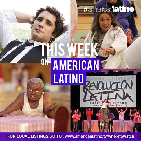 WATCH THE AMERICAN LATINO TV INTERVIEW