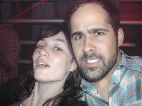 with Ronnie Vanucci, Killers c 2005/6